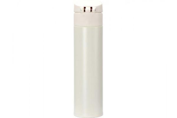 Термос из нерж. стали тм THERMOS JNI-402 ALW SS Vac. Insulated Flask,400ml, белый