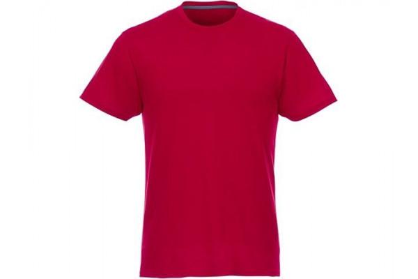 Мужская футболка Jade из переработанных материалов с коротким рукавом, красный