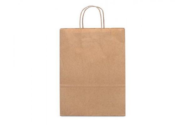 LEIA. Пакет из крафт-бумаги, Натуральный