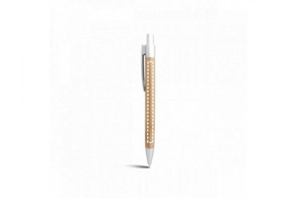 BAMBU. Шариковая ручка из бамбука, Натуральный