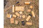 Беспроводная колонка из бамбука Nevada, 3 Вт