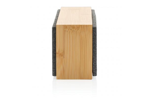 Беспроводная колонка Wynn из бамбука, 10 Вт