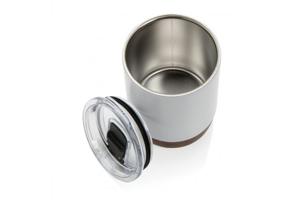 Вакуумная термокружка Cork для кофе, 180 мл