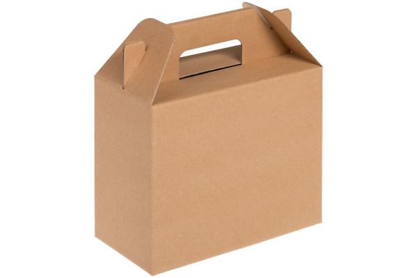 Коробка In Case S, крафт