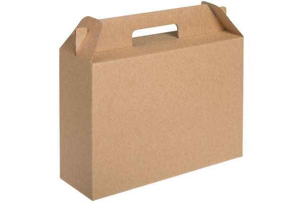 Коробка In Case L, крафт