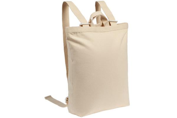 Рюкзак холщовый Discovery Bag, неокрашенный