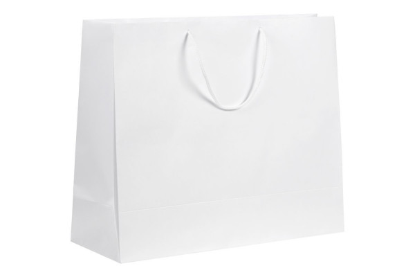 Пакет «Крафт», L, белый
