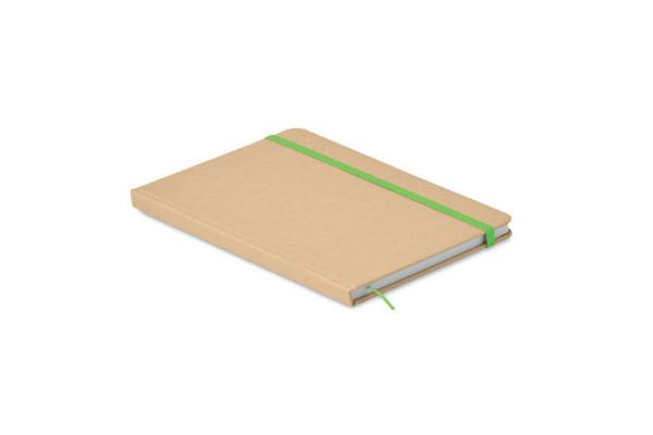 Блокнот А5 из картона