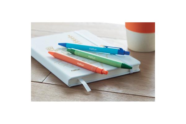 Ручка картон/пластик кукурузн