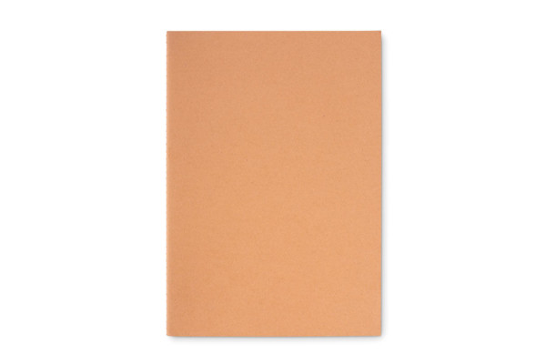 Блокнот из картона А4