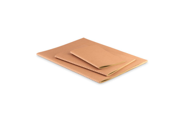 Блокнот из картона А5