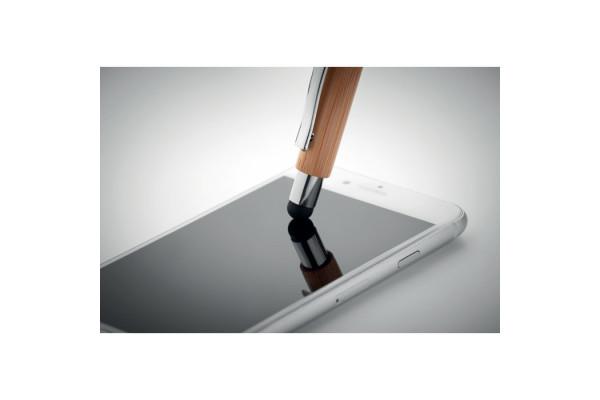 Бамбуковая ручка стилус