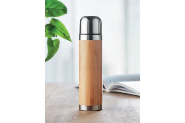 Термос из бамбука