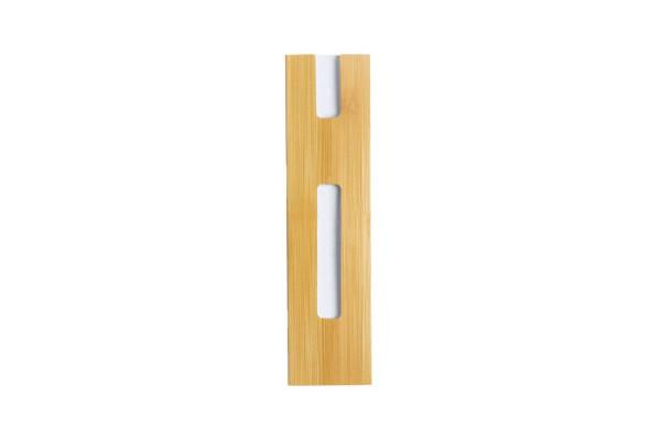 LOCEN, футляр для ручки, светло-коричневый, картон