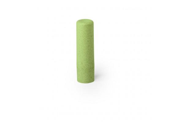 Бальзам для губ FLEDAR, зелёный, бамбуковое волокно/пластик