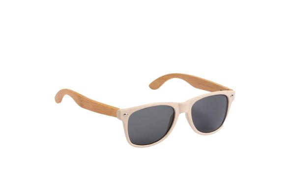 Солнцезащитные очки TINEX c 400 УФ-защитой, полипропилен с бамбуковым волокном, бамбук