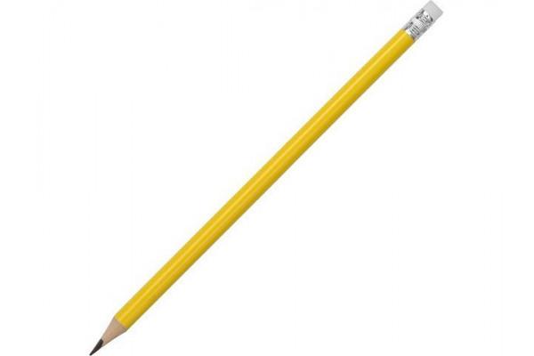 Карандаш Графит, желтый