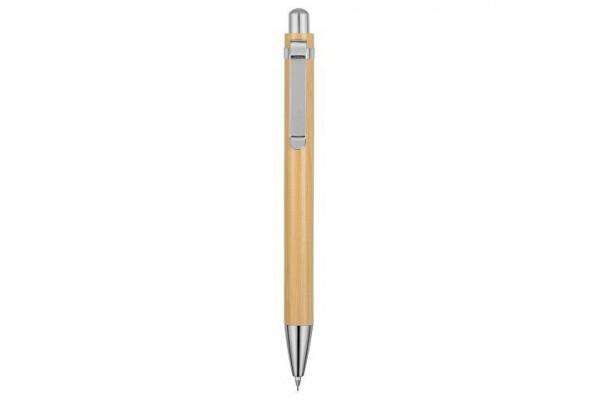 Механический карандаш Bamboo, бамбуковый корпус.