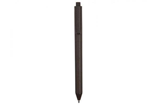 Ручка шариковая Coffee. Эко материал из кофейных зерен, коричневый