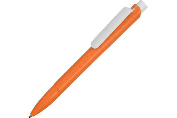 Ручка шариковая ECO W, оранжевый