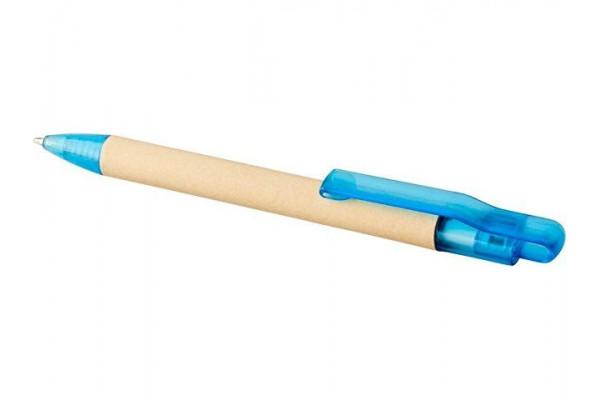 Шариковая ручка Safi из бумаги вторичной переработки, cиний