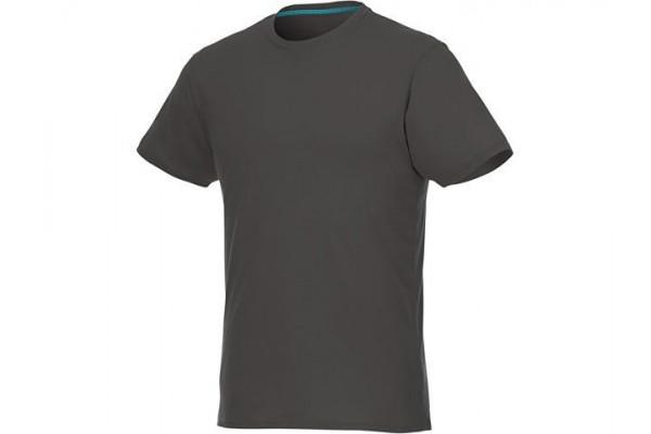 Мужская футболка Jade из переработанных материалов с коротким рукавом, storm grey