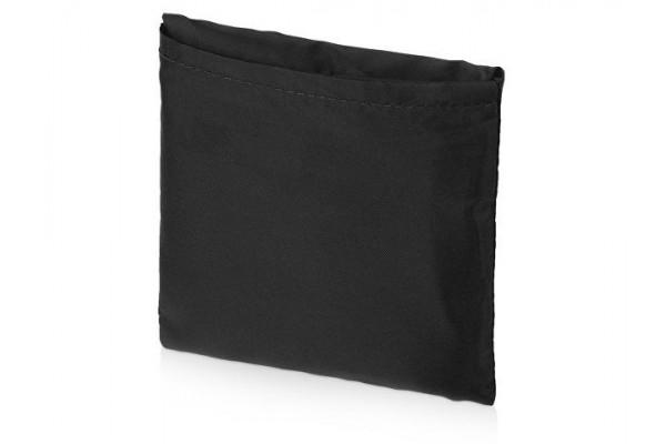 Складная сумка Reviver из переработанного пластика, черный