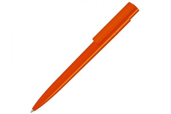 Антибактериальная шариковая ручка RECYCLED PET PEN PRO antibacterial, оранжевый
