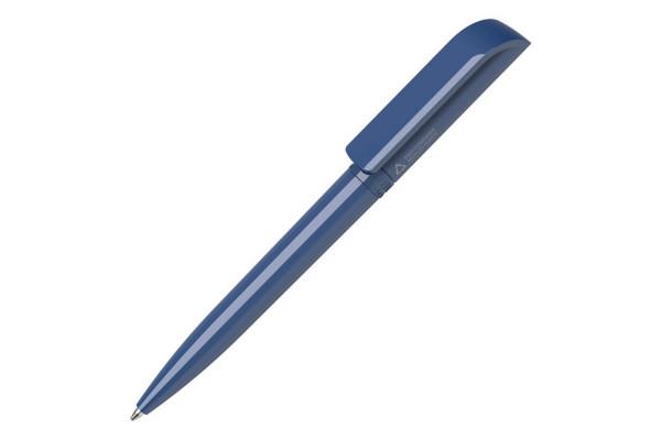 Ручка шариковая TAG GREEN RECYCLED ANTIBACTERIAL, антибактериальное покрытие, синий, пластик