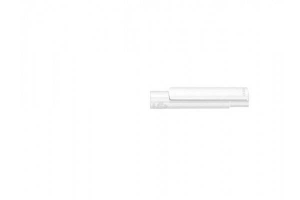 Капиллярная ручка в корпусе из переработанного материала rPET RECYCLED PET PEN PRO FL, белый с салатовыми чернилами