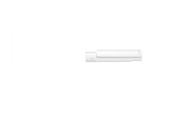 Капиллярная ручка в корпусе из переработанного материала rPET RECYCLED PET PEN PRO FL, белый с серыми чернилами