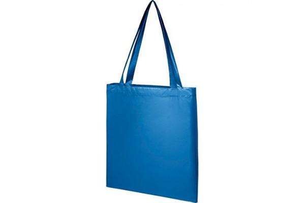 Блестящая эко-сумка Salvador, синий