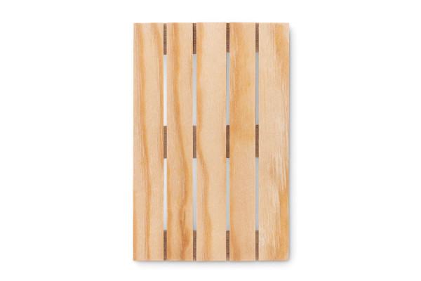 Костер деревянный в форме палле