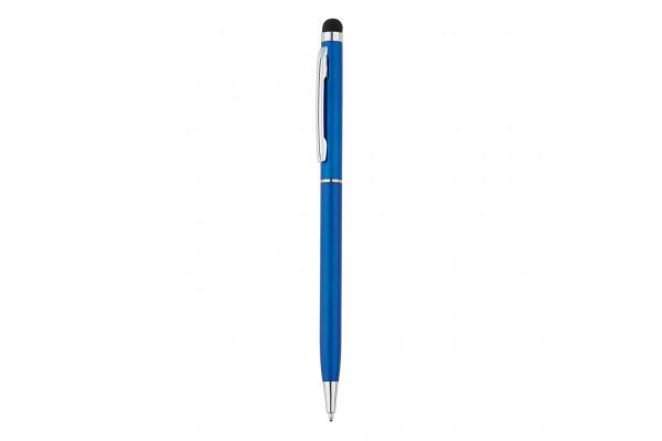 Тонкая металлическая ручка-стилус
