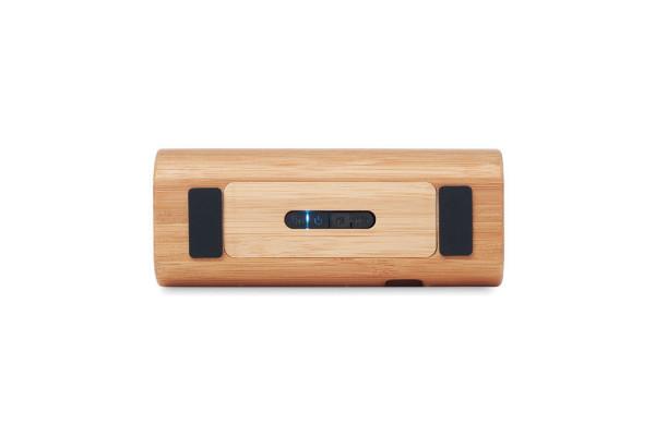 Колонка беспроводная бамбук