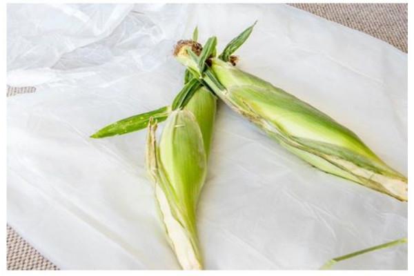 Дождевик из кукурузного крахмала