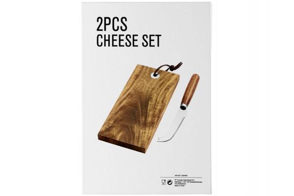 Подарочный набор для сыра и вина Nantes 2 предмета