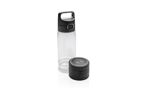 Бутылка для воды с беспроводной зарядкой