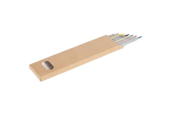 Набор бумажных карандашей Lettering Color