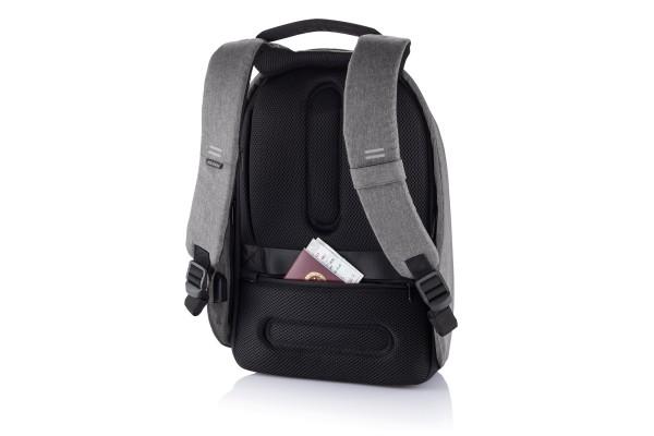 Антикражный рюкзак Bobby Hero  XL, серый