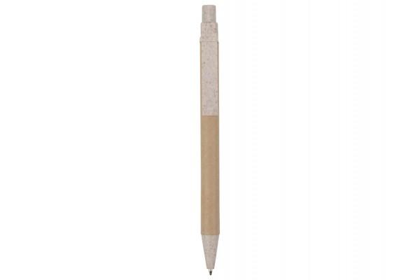 Ручка картонная шариковая Эко 3.0