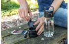 Бутылка для воды с беспроводными наушниками