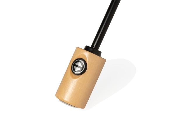 Автоматический эко зонт из RPET 21 серый