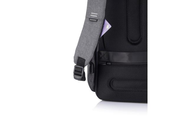 Антикражный рюкзак Bobby Hero Small, серый