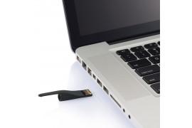 Ручка-стилус Point | 03 с флешкой на 4 ГБ, лазерной указкой и менеджером презентаций., черный