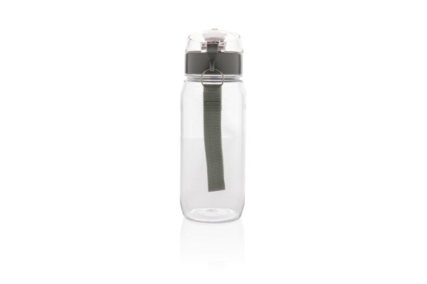 Бутылка для воды Tritan, прозрачный