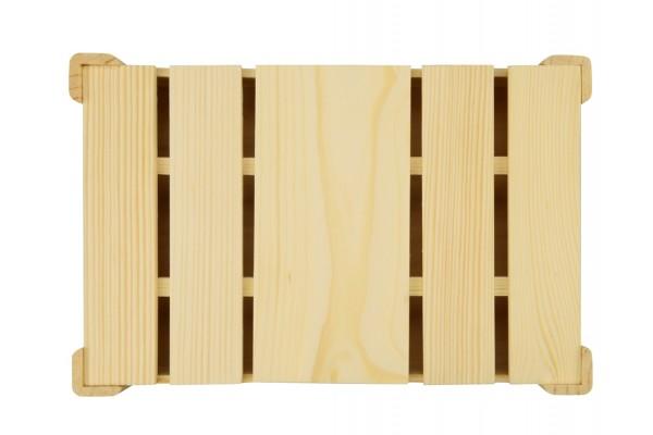 Подарочная деревянная коробка