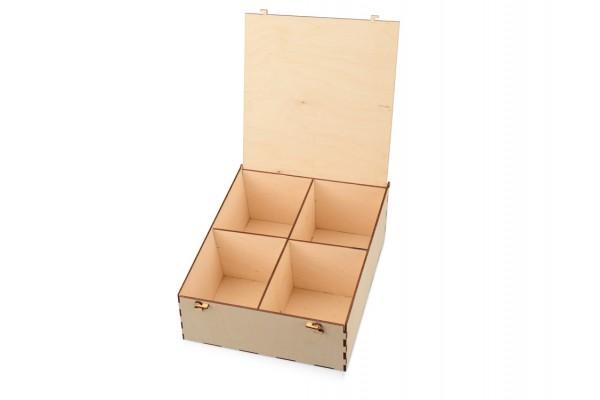 Подарочная коробка legno