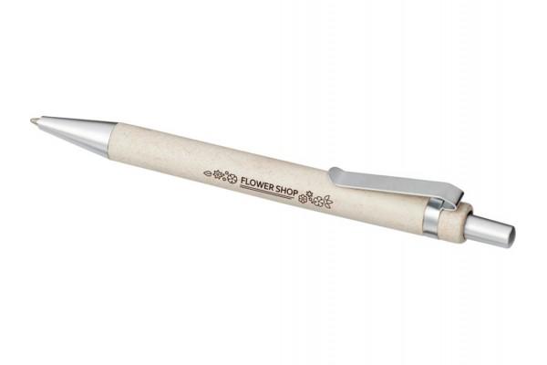 Ручка шариковая Tidore из пшеничной соломы