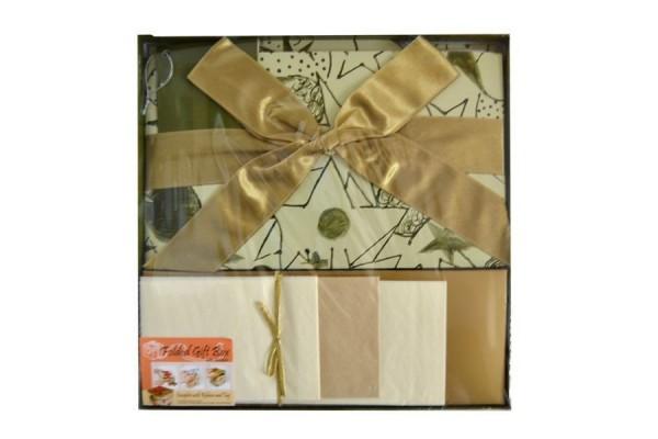 Коробка подарочная раскладная, 25*25*17 см, картон